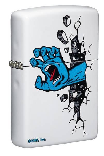 Bilde av Zippo - Santa Cruz Motiv - Lighter