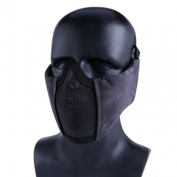 Bilde av Mask 6 - Mesh Beskyttelsesmaske til Airsoft - TY