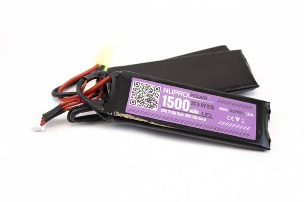Bilde av Batteri LI-FE 9.9V - 1500mAh - Tredelt