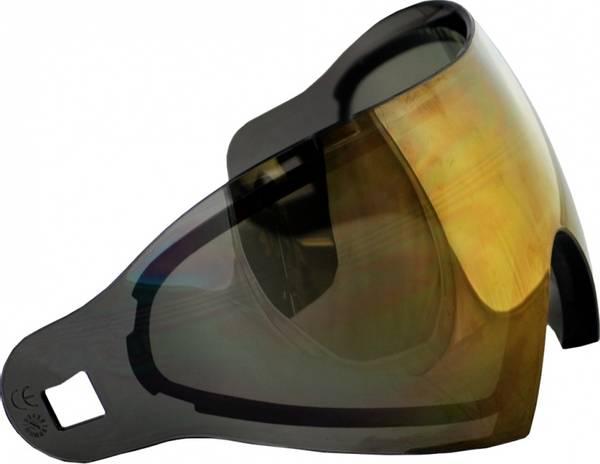 Bilde av Dye I4 Lens - Dyetanium Smoke/Gold