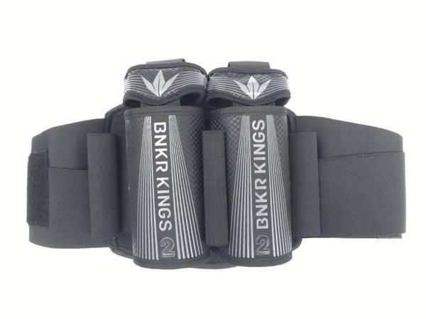Bilde av Bunker Kings Supreme Pro 2-Pack - Black
