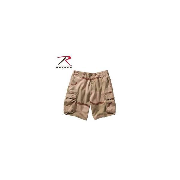 Bilde av Vintage Paratrooper Shorts - Tri Color Desert