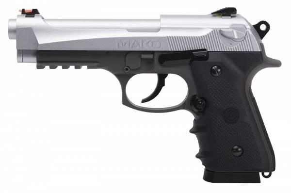 Bilde av Crosman - CM9B Mako Co2 Luftpistol - 4.5mm BB med Blowback
