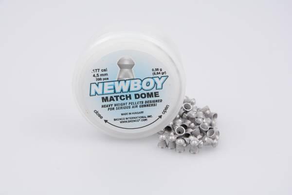 Bilde av Newboy Match Domed - 4.5mm - 200stk