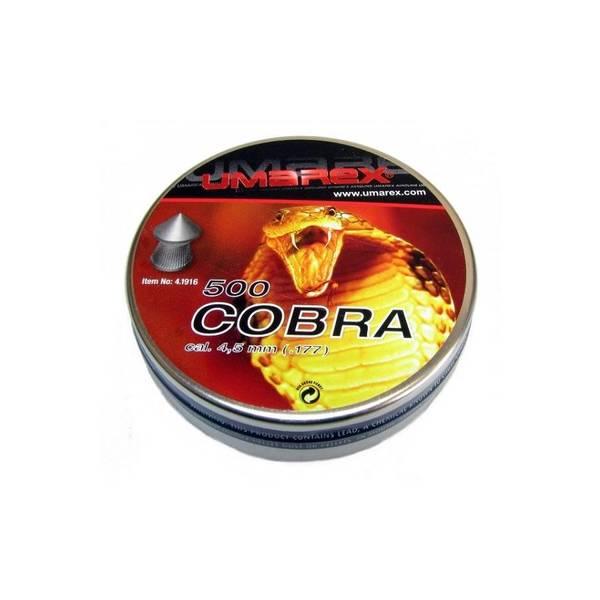 Bilde av Umarex Cobra med spiss 4.5mm - 2500stk
