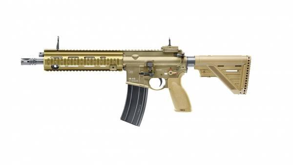 Bilde av Heckler & Koch HK416 A5 TAN - GBB Rifle
