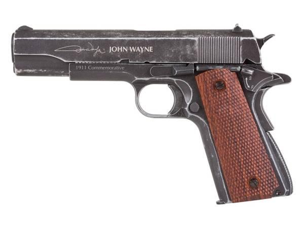 Bilde av John Wayne - 1911 Luftpistol med Blowback - 4.5mm BB