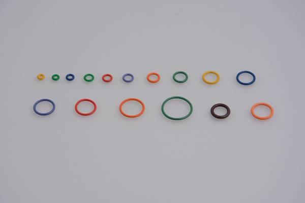 Bilde av O-ring Buna - Fargede #011