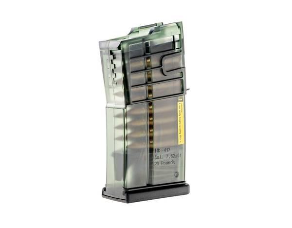 Bilde av Magasin - Heckler & Koch G28 - Softgunrifle Elektrisk
