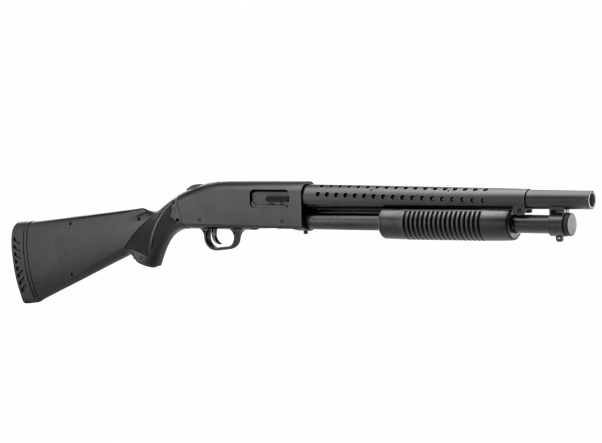 SA - M500 Softgun Pumpehagle - Svart