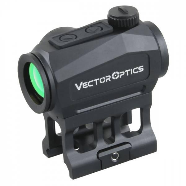 Bilde av Vector Optics - Scrapper 1x22 Rødpunktsikte - 21mm
