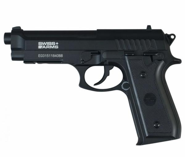 Bilde av Swiss Arms PT92 - Co2 Drevet Luftpistol - 4.5mm BB