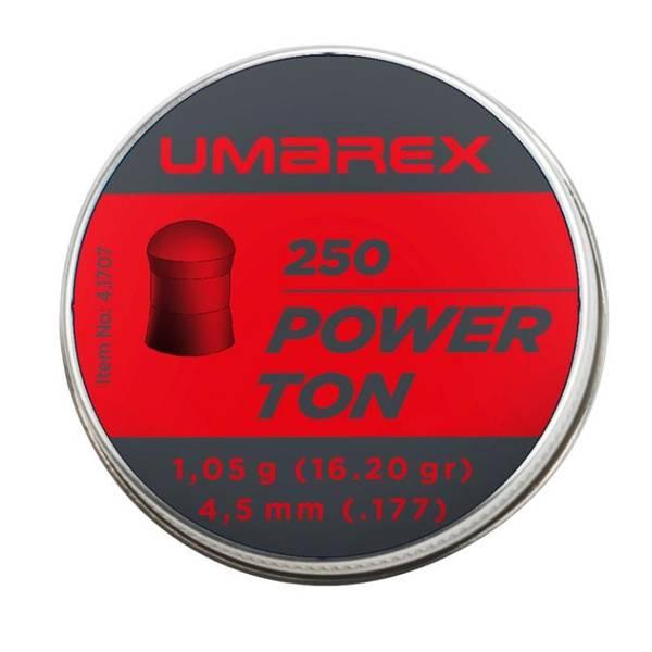 Bilde av Umarex - Power Ton 16.2gr Kuler til Luftgevær - 4.5mm - 250stk