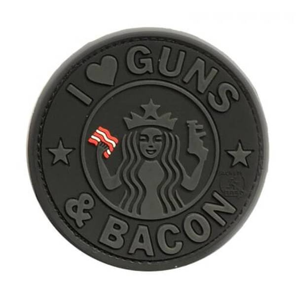 Bilde av Patch - Guns and Bacon - Blackops