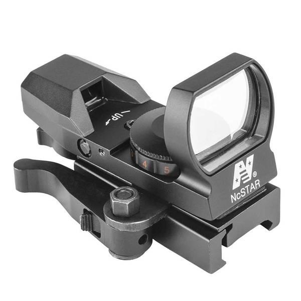Bilde av NcStar Rødt og Grønt Punktsikte med 4 Retikler og QR - 21mm