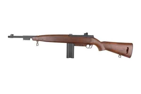 Bilde av Well - D96 M1 Carbine Elektrisk Softgunpakke - Discoveryline