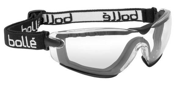 Bilde av Bollë Cobra - Taktiske Briller med Polstring og Nakkebånd - Klar