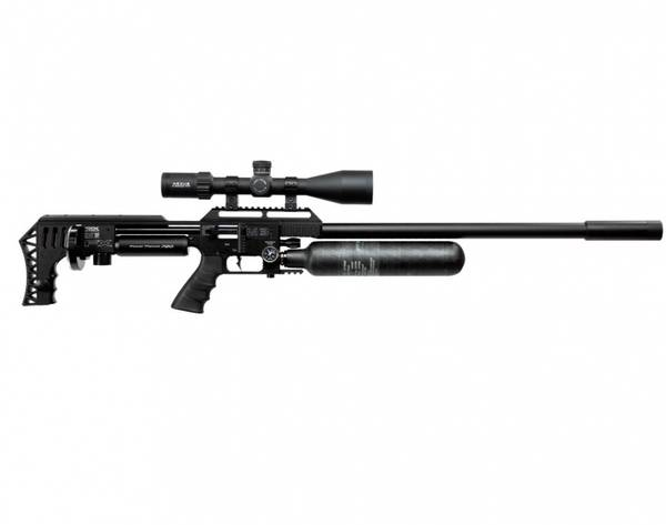 Bilde av FX Impact M3 - 9mm PCP Luftgevær - Svart (REGISTRERINGSPLIKTIG)