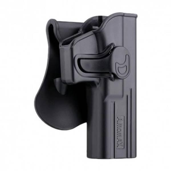 Bilde av Amomax - Quickrelease Hylster til Glock 17/22/31