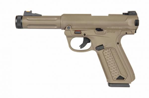 Bilde av Action Army - AAP-01 Assassin Semiautomatisk Softgun Pistol - Ta