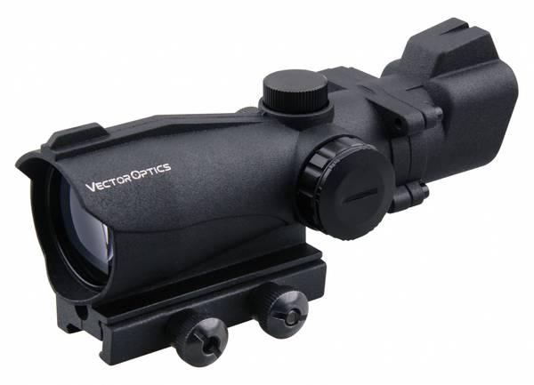 Bilde av Vector Optics - Condor 2x42RD - Kikkert/Rødpunktsikte