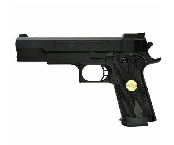 Bilde av DE - 1911 Springer Softgun Pistol - Svart