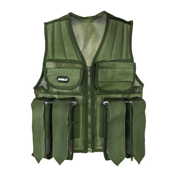Bilde av Field Light Tactical Vest - Grønn