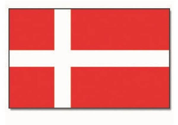 Bilde av Flagg, Danmark - 90x150cm